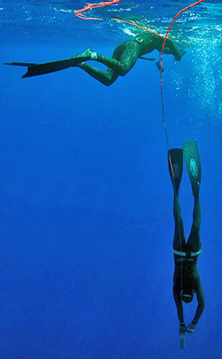 divingdown