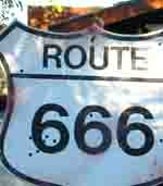 666 sign