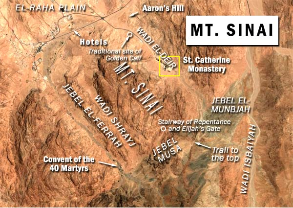 mount sinai satellite