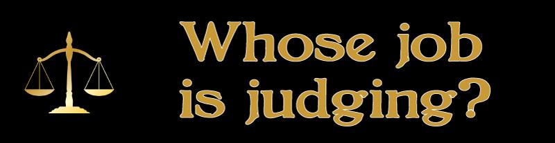 pharisee's attitude