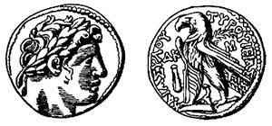 Tyrian half-shekel