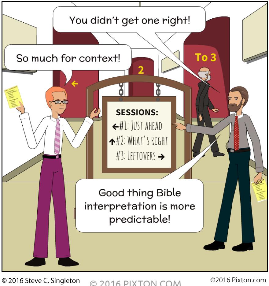 biblical context