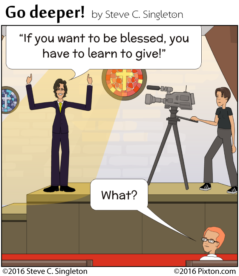 theology of giving
