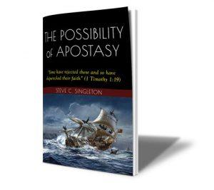possibility of apostasy
