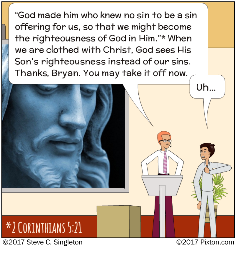 galatians 3:27